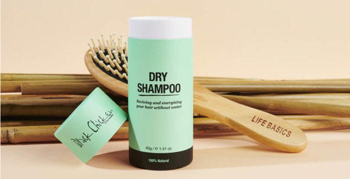 pulire i capelli senza lavaggio shampoo secco dry shampoo